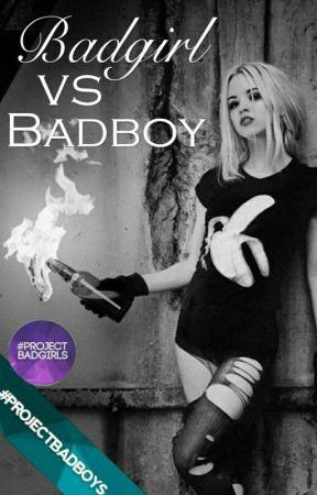 Badgirl vs Badboy by Dreamarland