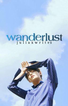 Wanderlust by juliaxwrites