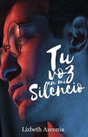 Tu voz en mi silencio (A la venta en Amazon) by lizquo_