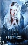 Ice Sorceress ❅ Peter Parker cover