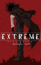 extreme // villain!midoriya izuku by extorialux