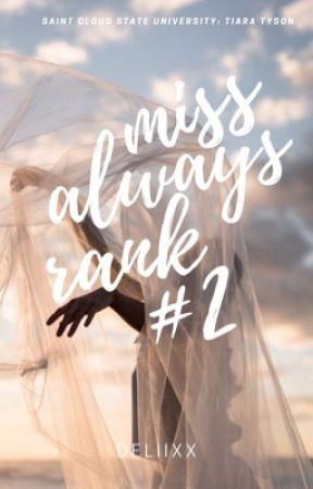 Miss Always Rank #2 by deliixx