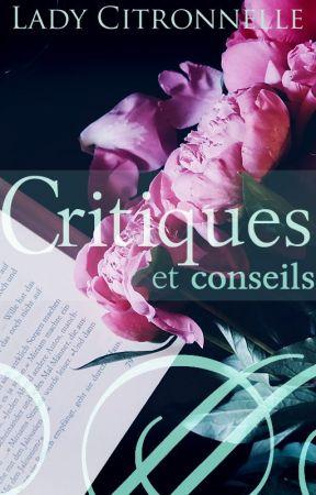 Le guide d'écriture de Lady Citronnelle by LadyCitronnelle