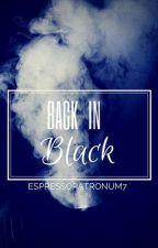 Back in Black (Charlie Weasley) by Wanheda_kom_skaikru