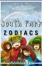 South Park Zodiacs by suga-flavored
