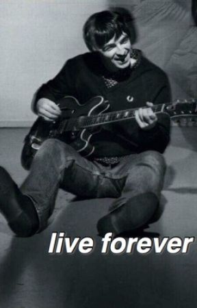 Live Forever ⇝ Noel Gallagher by magic-pie