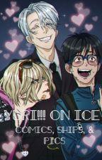 Yuri!!! On Ice comics, pics, and ships! by hammademedoit