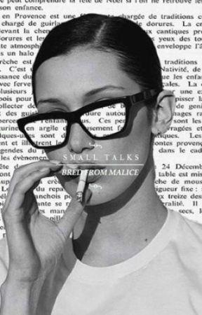 SMALL TALKS  by helvars