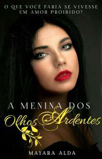 A Menina Dos Olhos Ardentes cover