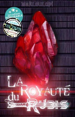 La Royauté du Rubis by marloulodi