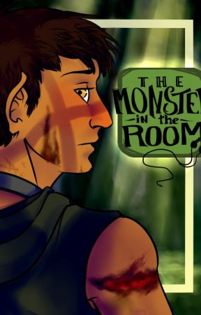 The Monster in the Room by probablythelastpilot