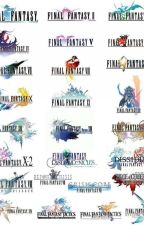 Final fantasy  ideas by Creedsz