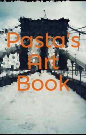 Pasta's Art Book by pasta___lord