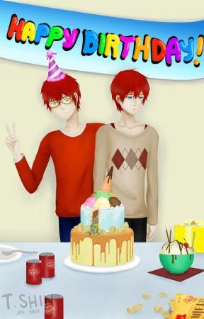 Happy Birthday Our Dear Twins! (A Mystic Messenger fanfiction) by XenXen1009