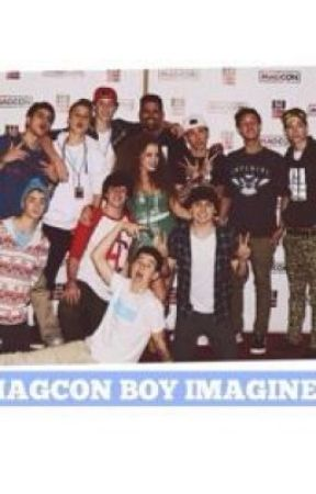 Magcon Imagines by queenryry