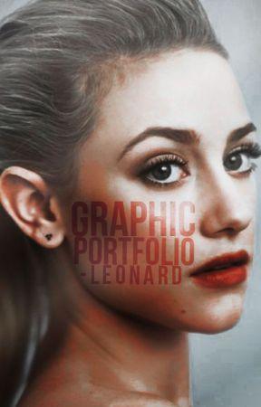 Graphic Portfolio by -Leonard