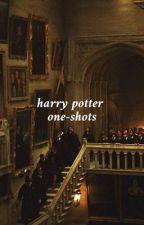 Harry Potter One-shots by MalvaMalfoy
