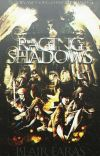 Raging Shadows [Percy Jackson] REWRITE cover