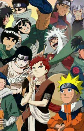 Naruto Characters X Reader by Deadlykatana2002