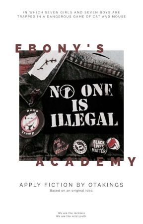 EBONY'S ACADEMY FOR THE TROUBLED YOUTH   AF by otakings