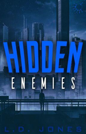 Hidden Enemies (Book 2, the Primes Trilogy) by ProjectPr1de