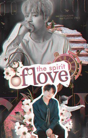 The Spirits of Love • Pjm × Jjk by venusjkm