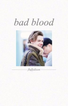 """ BAD BLOOD "" T. SCORCH TRIALS² by eternallysuga"