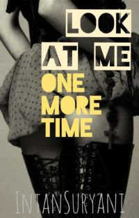 Look at Me One More Time cover