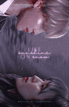 Like Sunshine On Snow | p.jm by chimphony