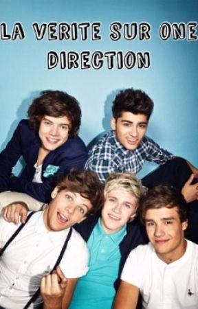 La vérité sur One Direction by MARCELETROLLEUR