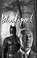 BLOOD SPORT [ DANTE WALLACE ] by the100hoes