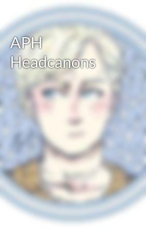 APH Headcanons by nordics_imagines