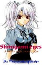 Shinigami eyes (Death note) by AncientLullabies