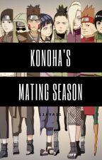 Konoha's Mating Season by 11Ava11
