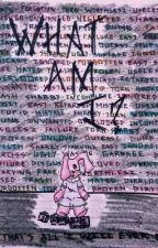 What am I? by DarkKupyd