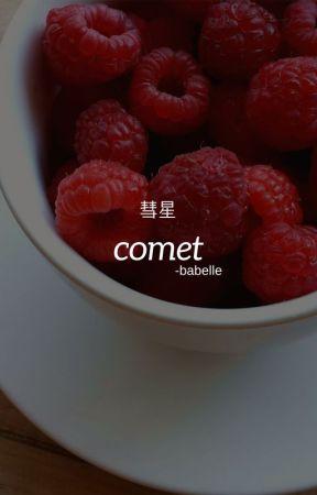 Comet | Meteor sequel by theBABELLE
