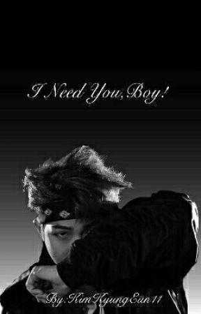 I Need You,Boy!! (Namjoon FF.) by MylifeSeokjin