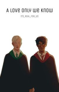 A Love Only We Know {A Drarry Story} cover