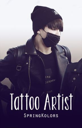 Tattoo Artist- Kookmin by SpringKolors