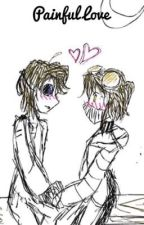 Painful Love-(Ticcimask fan fiction) by TicciToby_Lover