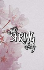One Spring Day + i.youngmin by peachycherrrie