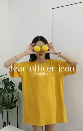 dear officer jeon・j.jk by seokjins-