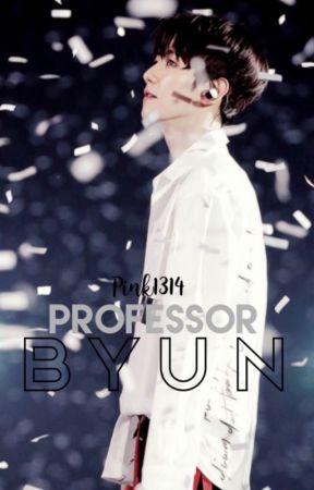 Professor Byun (Chanbaek/Baekyeol) by pink1314