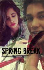 Spring Break (Austin Mahone Fanfiction) by Ameezy5H