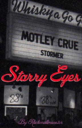 Starry Eyes ~ Nikki Sixx by rocknrollmonster