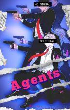 Agents ||BTS||✔️ by jasautumn