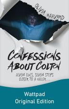 Confessions About Colton by colourlessness