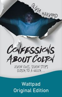 Confessions About Colton cover