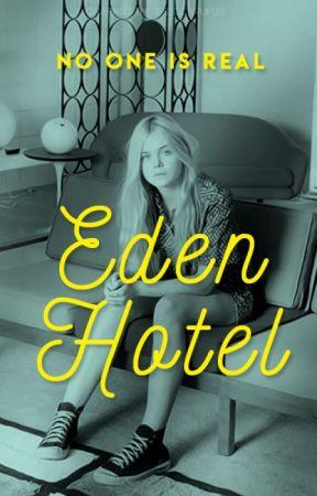 Eden Hotel by openbooks111