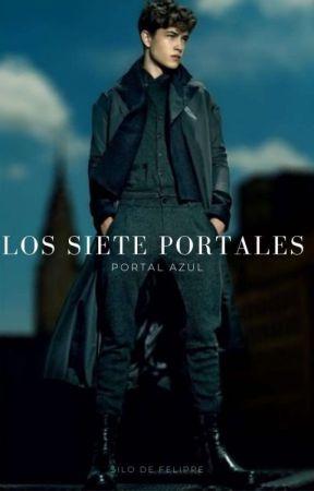 Los Cinco Portales - Azul by SiloDeFelippe